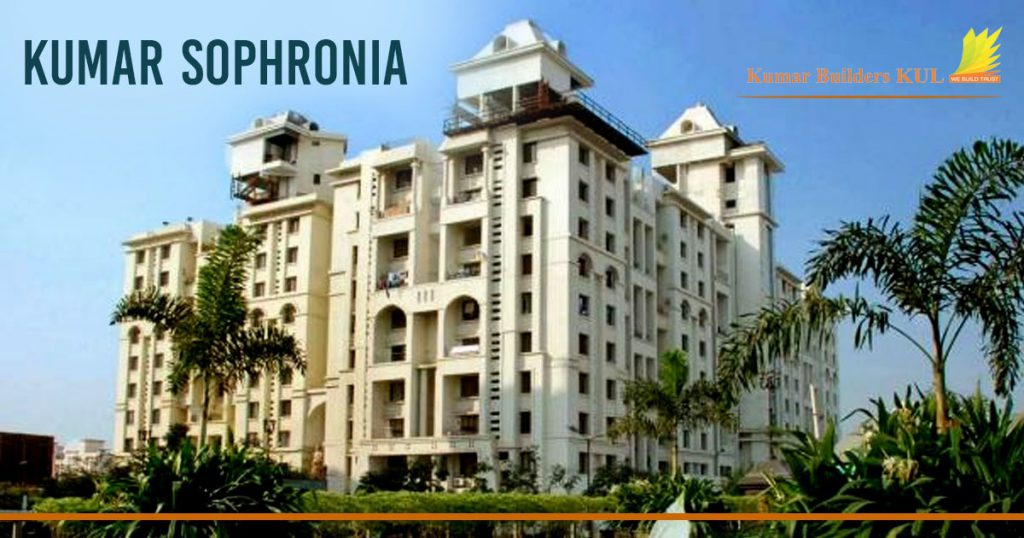 Kumar Sophronia- 2 bhk and 3 bhk flat in kalyani nagar