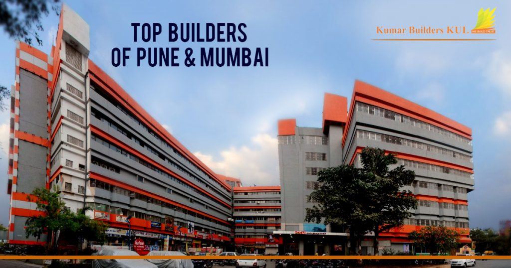 Kumar builders-Top Builders in Pune and Mumbai