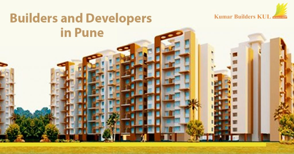 Builders and Developers in Pune