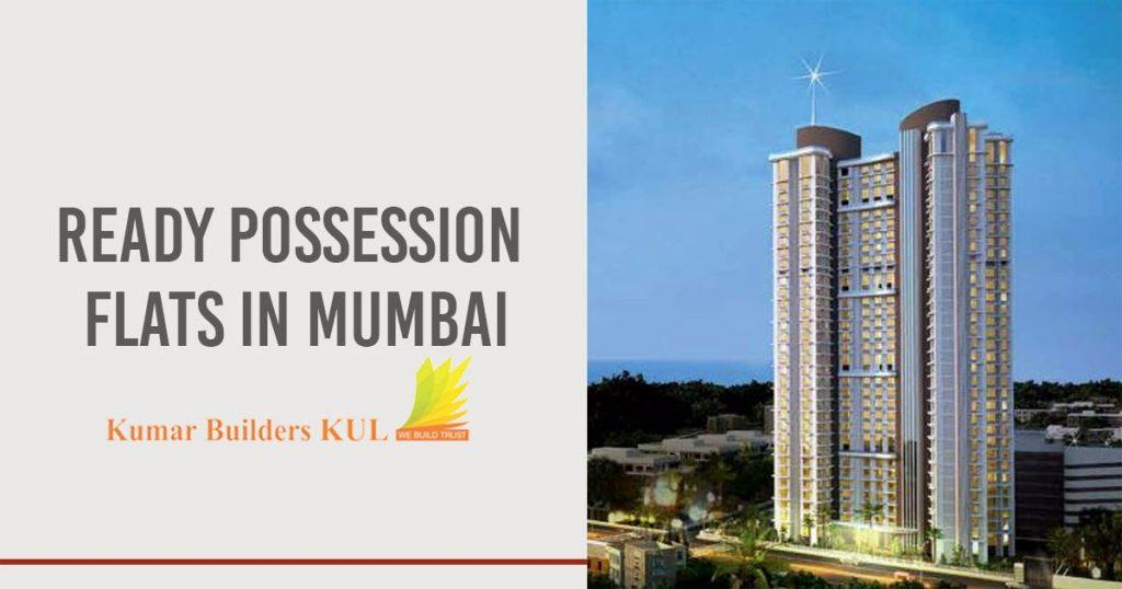 Ready Possession Flats in Mumbai