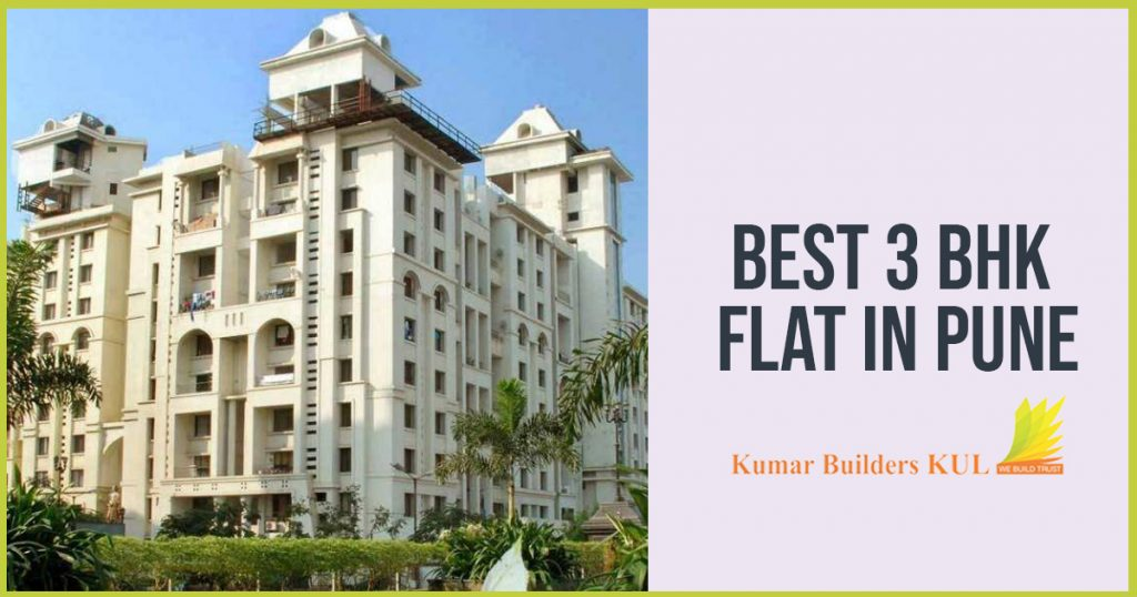 best 3 bhk flats in Pune