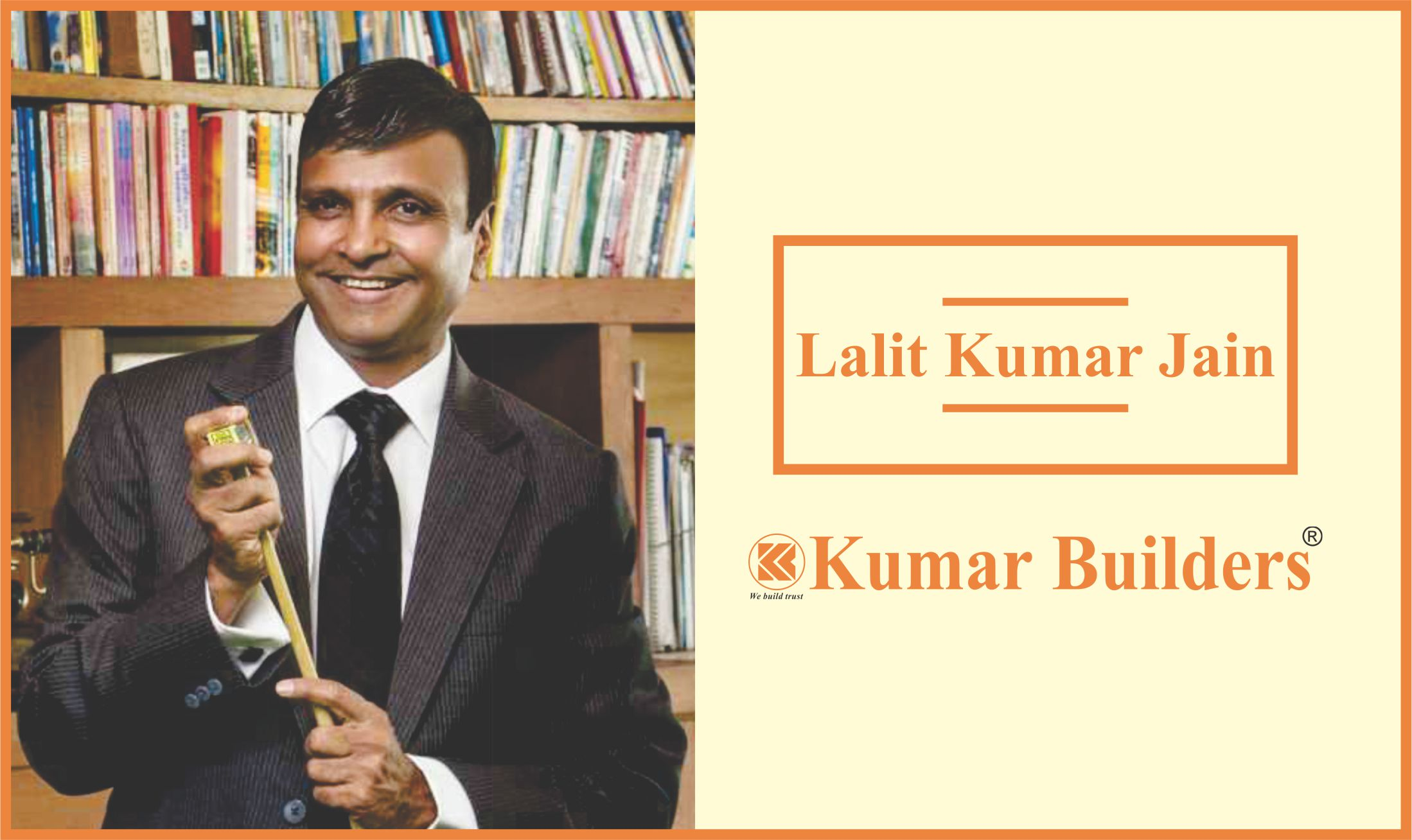 Lalit Kumar Jain – Famous Builders in Pune – Lalit Kumar Jain