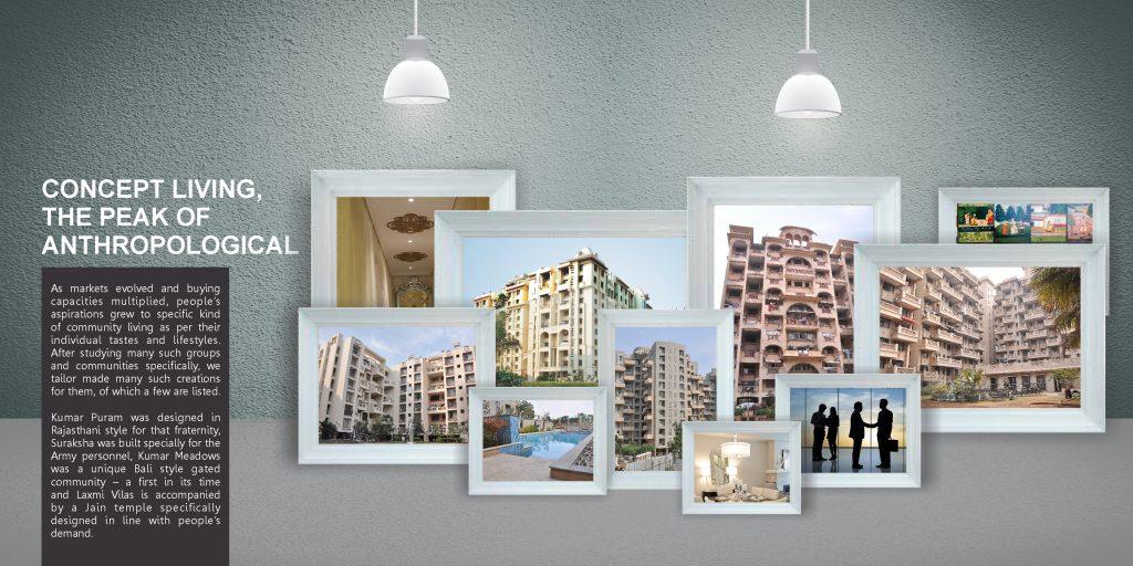 Kumar Builders - Projects